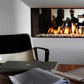 Fireplaces - Tulp