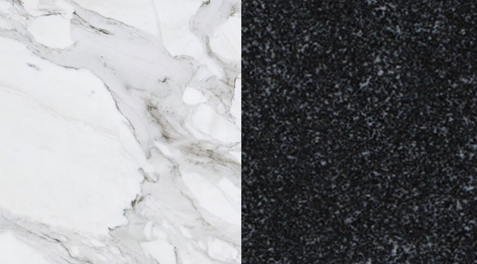 What's the Difference Between Marble and Granite?