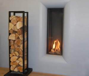 contemporary log store